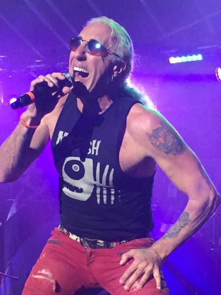 <p>Dee Snider in concert at Mystic Lake in Prior Lake, Minnesota, on October 13, 2017</p> <p>&#8221; align=&#8221;left&#8221; border=&#8221;0&#8243; /><br /> </a>The word legend is thrown around often and, in many cases, used very loosely. It is appropriate in some cases as it is with Dee Snider. The frontman of the legendary band Twisted Sister helped define hard rock and heavy metal in the 1980's and inspired a generation of bands to follow in its&#8230;<a href=