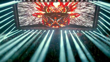 Excision and his 150,000 watt sound system heading out on The Paradox Tour