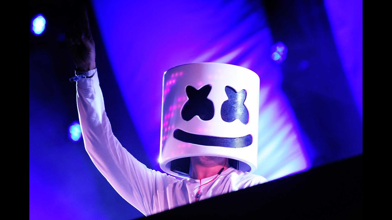 Marshmello Announces First Batch Of Concert Dates In 2018