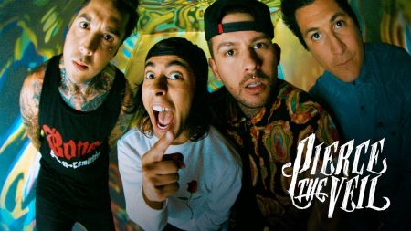 Watch Pierce the Veil get trippy in 'Today I Saw the Whole World'