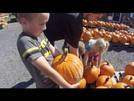 Corn mazes and pumpkin patches near Philadelphia 2017