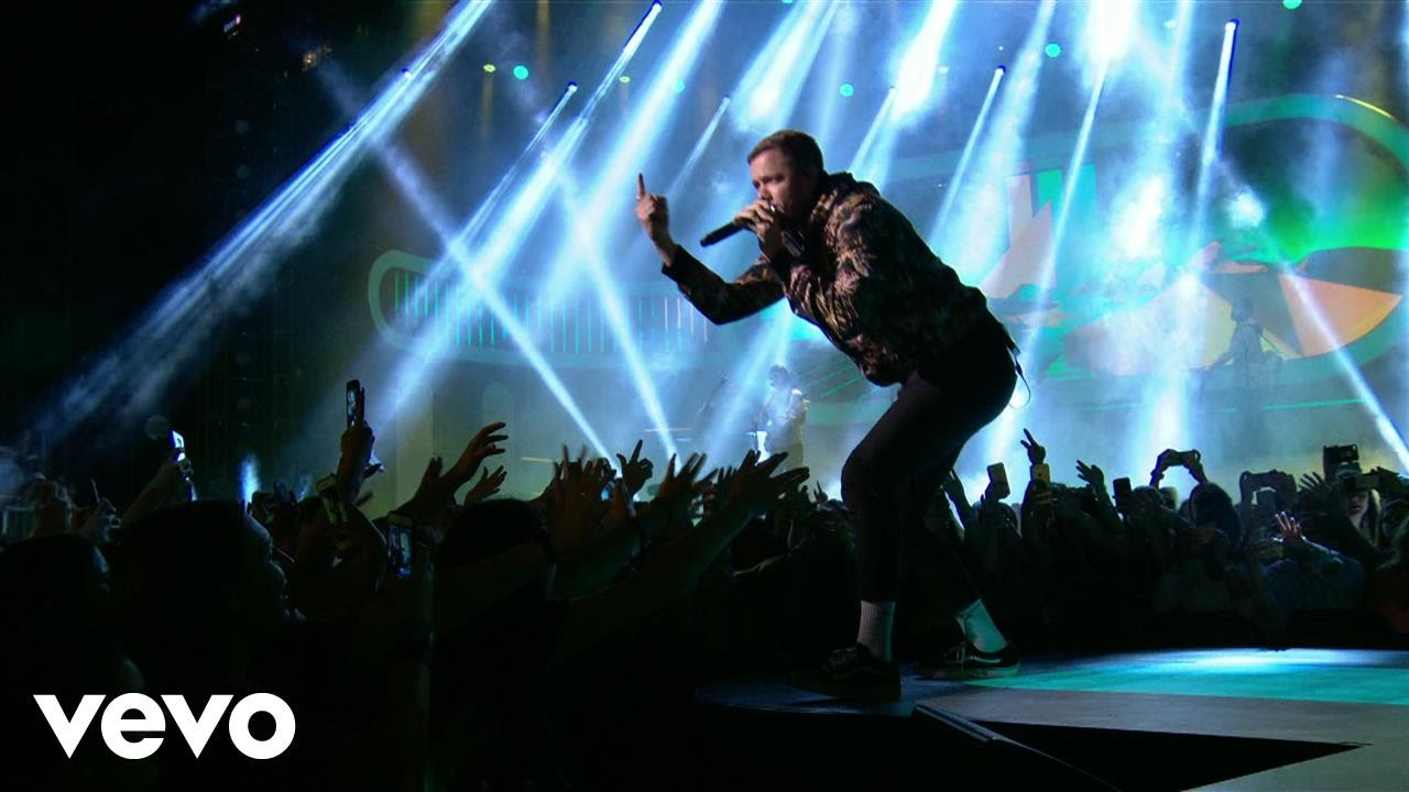 Imagine Dragons to headline annual Channel 93.3 Not So Silent Night at 1STBANK Center