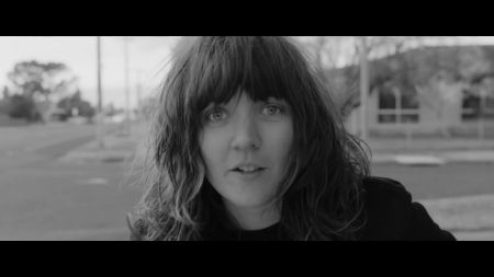 Courtney Barnett and Kurt Vile perform in a Los Angeles church a day after collaborative album is released
