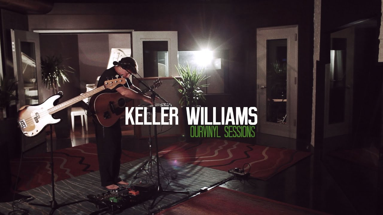 Interview: Keller Williams talks new records and his upcoming Thanksgiving celebrations