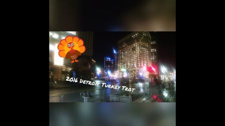 Turkey trots and Thanksgiving parades in Detroit 2017