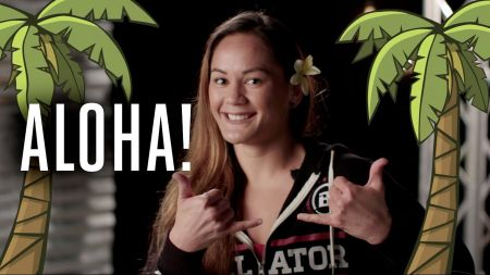 'The Pineapple Princess' Ilima-Lei Macfarlane to make appearance at Bellator 185