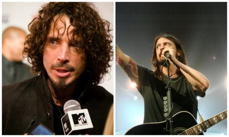 Dave Grohl and Chris Cornell items will be recycled and sold for addiction recovery treatment