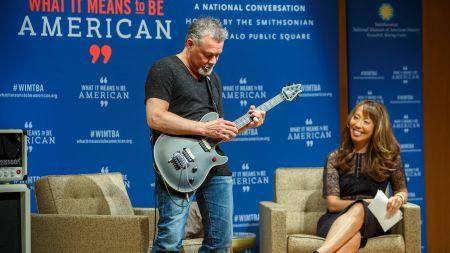 Eddie Van Halen launches official online merch store