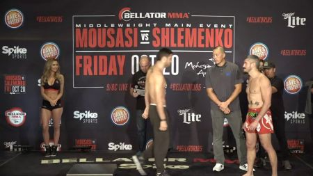 Bellator 185 weigh-in results: Hardy, Julaton official for main card bouts