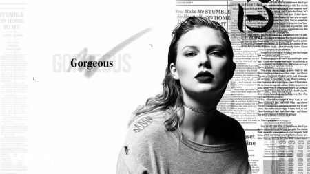 Listen: Taylor Swift releases most 'Gorgeous' song from 'Reputation' yet