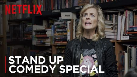 Maria Bamford shows Tampa comedy is like a marriage