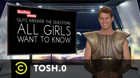 5 things you didn't know about Daniel Tosh