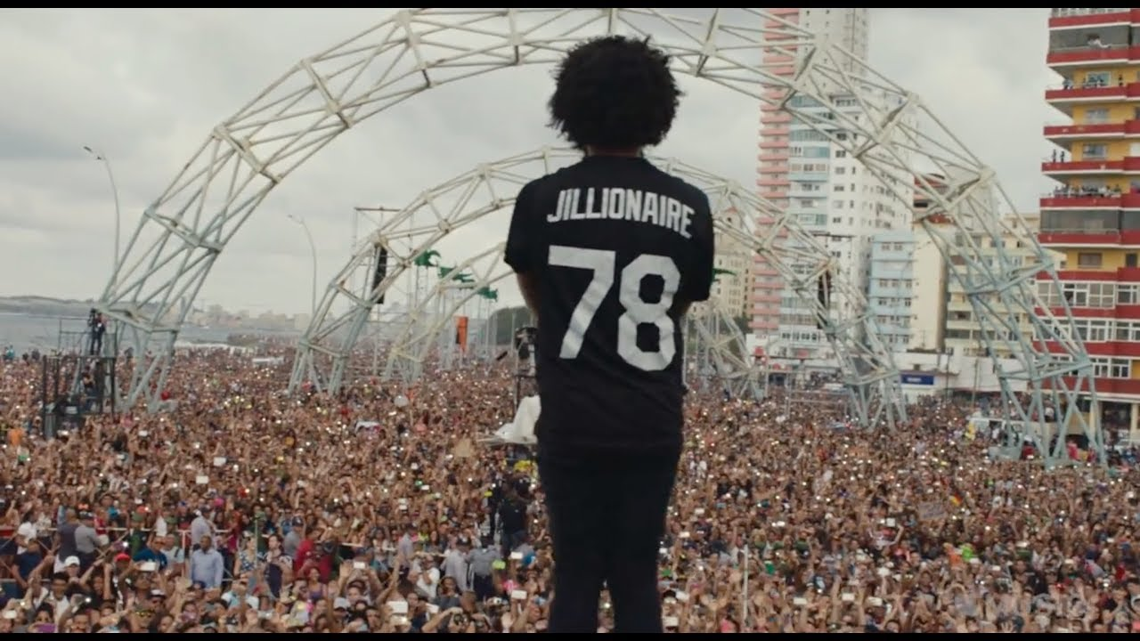 Major Lazer shares trailer for upcoming documentary on their historic concert in Cuba