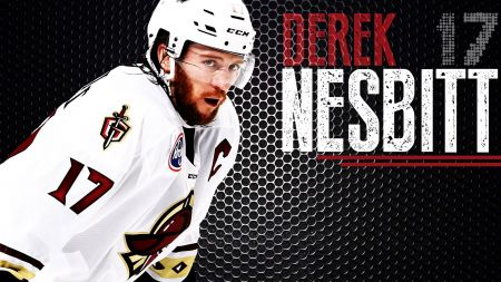 Atlanta Gladiators name Nesbitt home captain