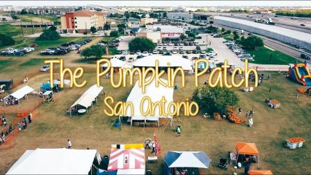 Corn mazes and pumpkin patches near San Antonio 2017