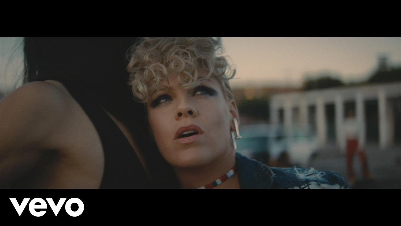 P!nk's 'Beautiful Trauma' debuts at No. 1 with largest sales week of 2017