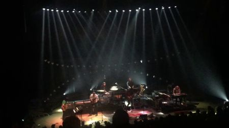Watch: The War on Drugs cover Neil Young's 'Like a Hurricane' during Toronto concert