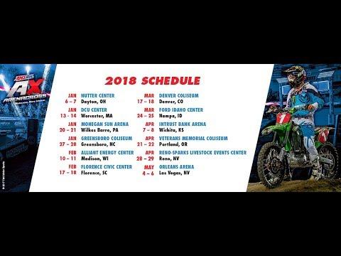 AMSOIL Arenacross returning to the Denver Coliseum on March 17-18