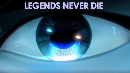 Legends Never Die video released