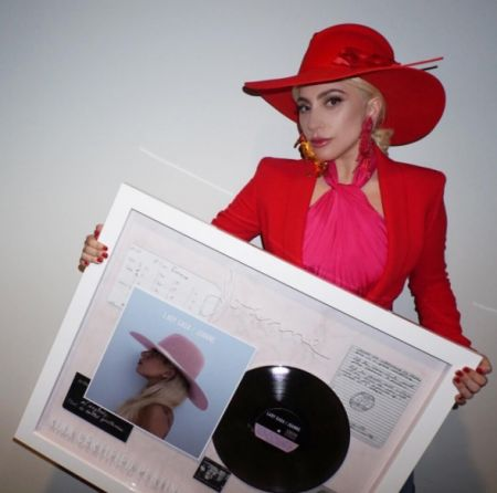 Lady Gaga's 'Joanne' is now certified Platinum.
