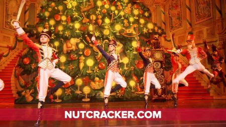 Moscow Ballet will celebrate its 25th anniversary of the Great Russian Nutcracker at the Arlington Theatre