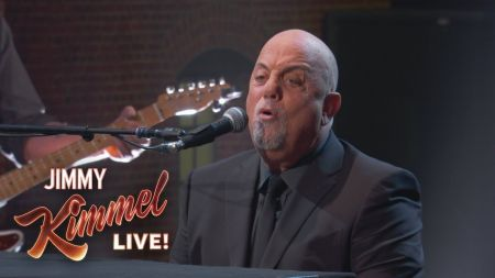 Billy Joel becomes the proud father of baby girl