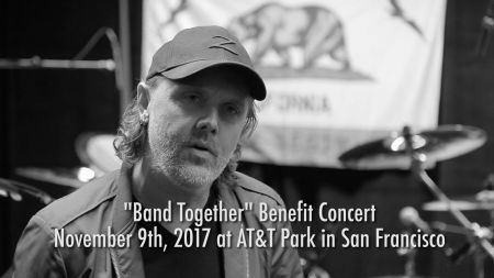 Metallica, Dave Matthews Band and more to play 'Band Together Bay Area' benefit show for California wildfires