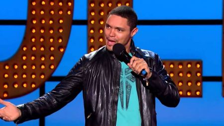 'The Daily Show's Trevor Noah will stop at the Arlington Theatre in January