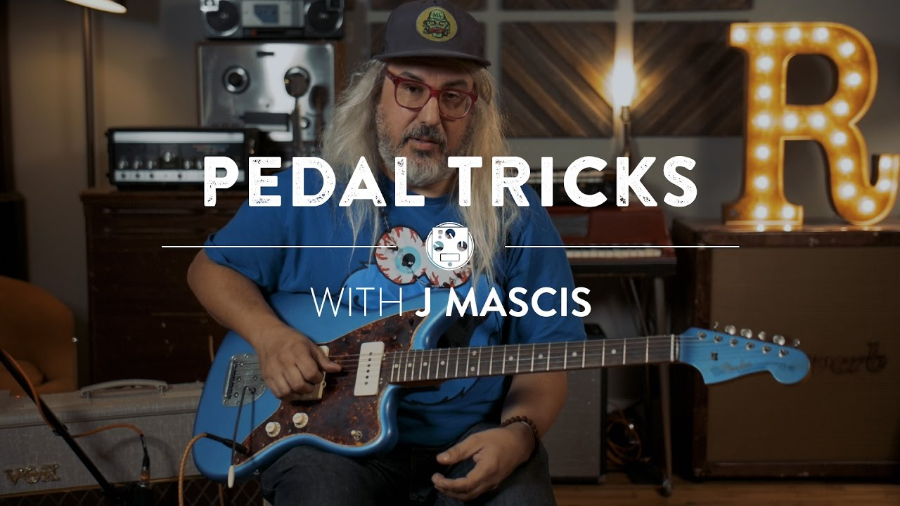 J Mascis of Dinosaur Jr. is selling over 100 pieces of gear online