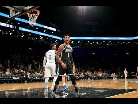 D'Angelo Russell seeing positive returns early in Brooklyn