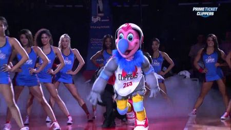 LA Clippers giveaways: Kids get a free Chuck cape on Nov. 5