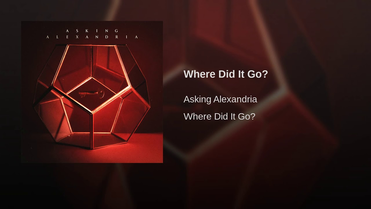 Asking Alexandria unveil new song 'Where Did It Go?'