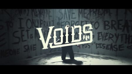 Voids build sound with 'No Character: No Crown'