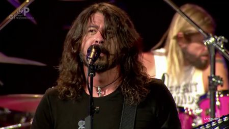Watch: Foo Fighters perform 'The Pretender' live at the Acropolis in Athens, Greece