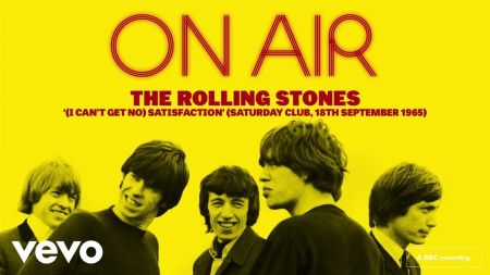 "Listen: Rolling Stones debut live BBC version of ""Satisfaction"" from new 'On Air' set"