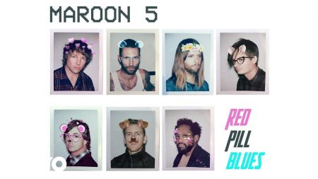 Maroon 5 announce Red Pill Blues Tour dates throughout 2018