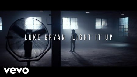 Watch Luke Bryan's 'Light It Up' video featuring NBA star Jimmy Butler