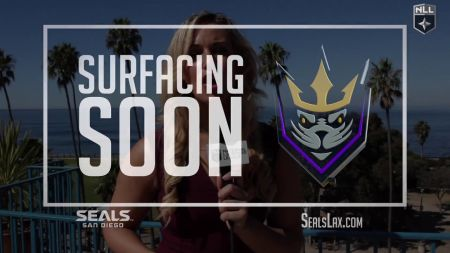 San Diego's new NLL franchise to be called the Seals