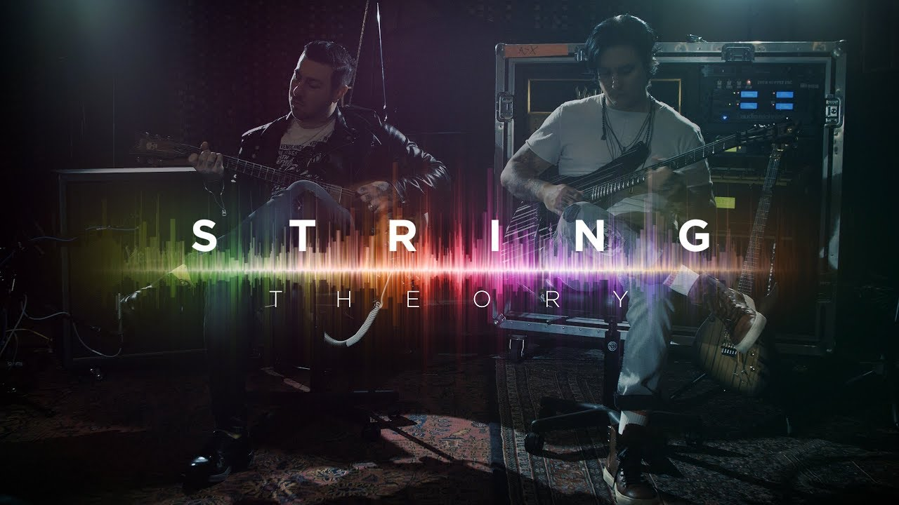 Watch: Latest episode of Ernie Ball's 'String Theory,' starring Avenged Sevenfold's Synyster Gates and Zacky Vengeance