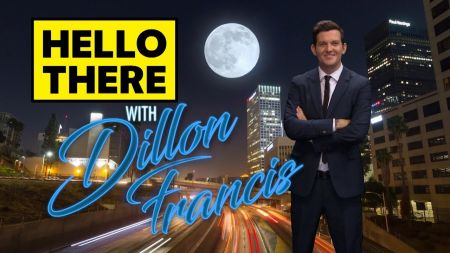 Watch Dillon Francis as an old woman, talk show host and more in new video for 'Hello There'