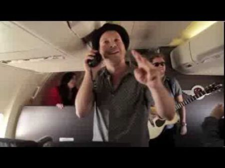 Southwest airlines partners with Warner Music Nashville for in-flight concerts