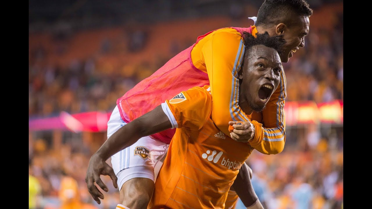 Houston Dynamo prepare for 2017 MLS Western Conference semifinals vs. Portland