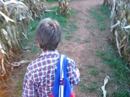 Corn mazes and pumpkin patches near Raleigh, Durham and Fayetteville 2017