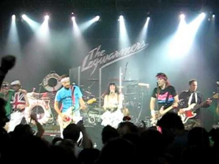 The Legwarmers to bring the Ultimate 80's Experience to the NorVa and National this winter
