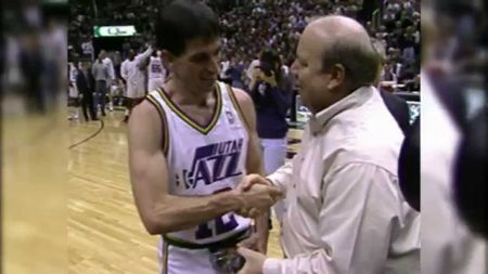 Top 10 best Utah Jazz players ever