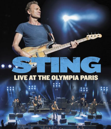 Sting revisits rock roots on Paris concert DVD