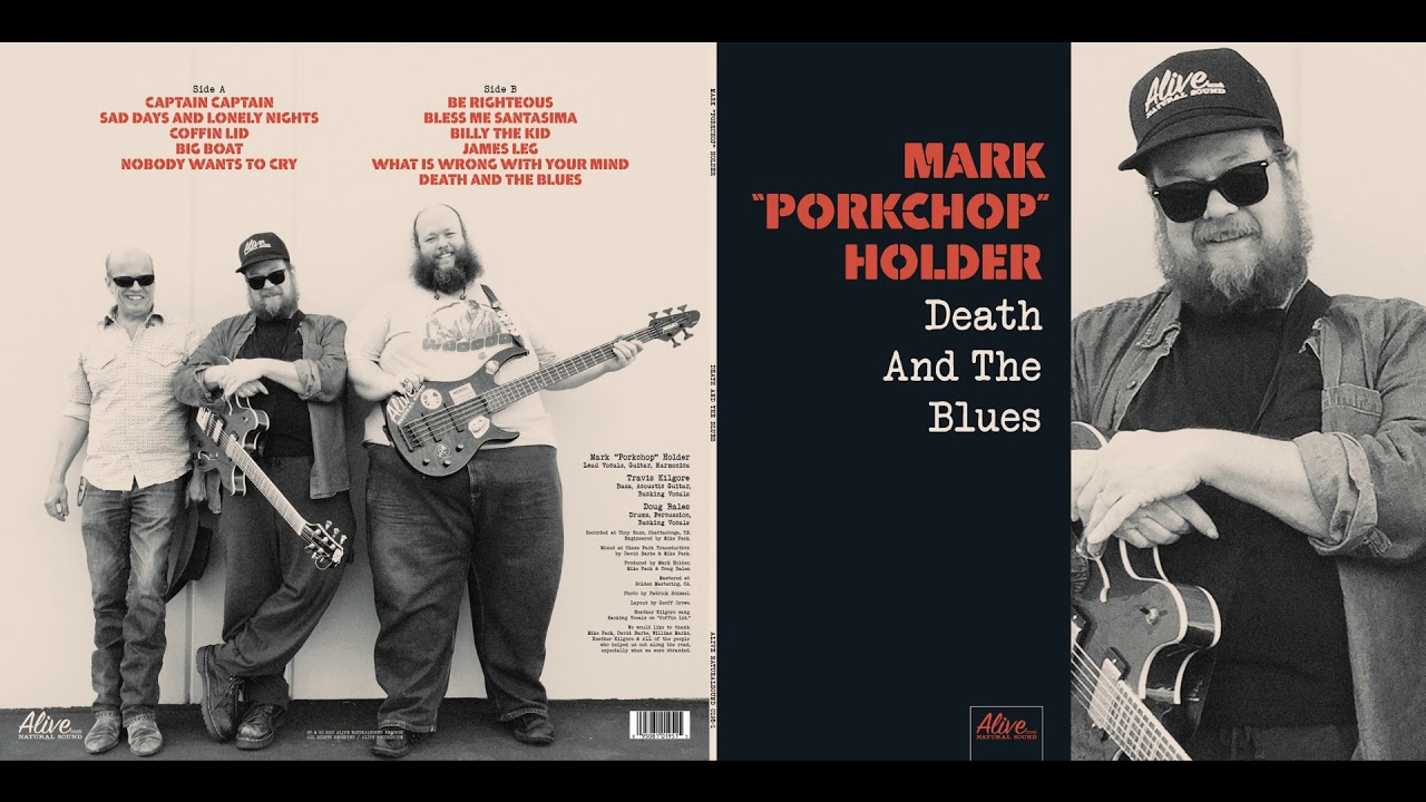 'Death and The Blues' by Mark 'Porkchop' Holder: essential slide guitar