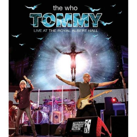 The Who rocks for Teenage Cancer Trust in concert film
