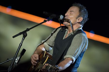Bruce Springsteen releases new song from 'Thank You For Your Service' movie soundtrack