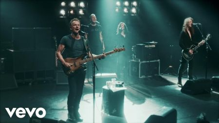 Review: Sting 'Live at the Olympia Paris' on DVD